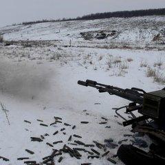 На Донбасі загинув український військовослужбовець - штаб АТО