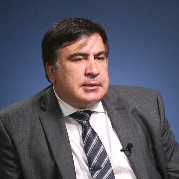 Саакашвілі: З України мене видворяла особиста охорона Порошенка