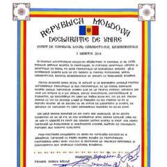 Декларацію про «об'єднання з Румунією» підписали в ста населених пунктах Молдови