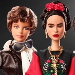 Випущено нову серію ляльок Барбі до Міжнародного жіночого дня