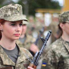 70 жінок мають звання полковника в українській армії