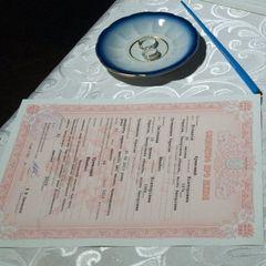 В Івано-Франківську 97-річний чоловік та 64-річна жінка одружилися в рамках проекту «Шлюб за добу»