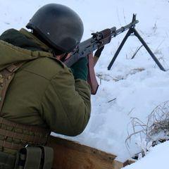 З початку доби бойовики один раз відкривали вогонь по позиціях українських військових - штаб