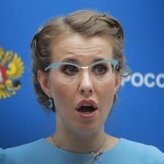 Ксенія Собчак «загриміла» в базу сайту «Миротворець»