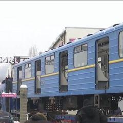 У Києві з'явиться перший у світі хостел, зроблений із вагонів метро