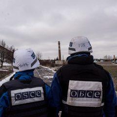 На Донбасі за останню добу зафіксовано близько 80 вибухів - ОБСЄ