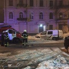 У Києві з гранатомета обстріляли ресторан
