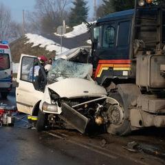 У Польщі в ДТП потрапив автобус із українцями: двоє загиблих (фото)