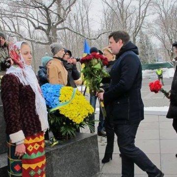 У Харкові вшанували пам'ять Шевченка