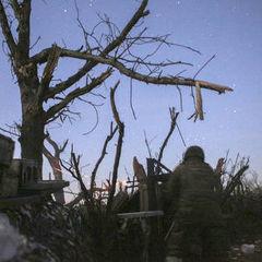 На Донбасі за добу поранено одного українського військового – штаб АТО
