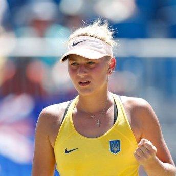 15-річна українська тенісистка Марта Костюк програла у фіналі турніру ITF в Чжухаї