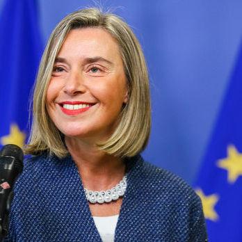 «У жодному разі». Могеріні заявила, що в ЄС немає втоми від України