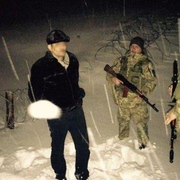 На кордоні з Росією затримали кримінального авторитета