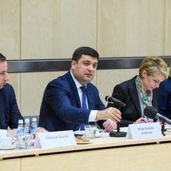 Гройсман: Україна і Латвія готові подвоїти взаємний товарообіг до 800 млн