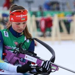 Біатлон: українка Журавок здобула «бронзу» етапу Кубку IBU