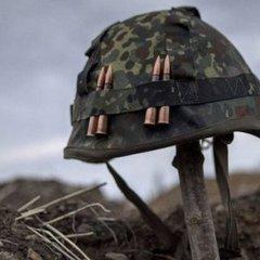 Український військовий підірвався на Донеччині