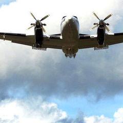 В Ірані турецький літак із 11 пасажирами на борту врізався в гору