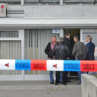 У Белграді звільнений співробітник розстріляв колишніх колег