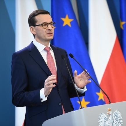 У Польщі пішли у відставку 17 віце-міністрів
