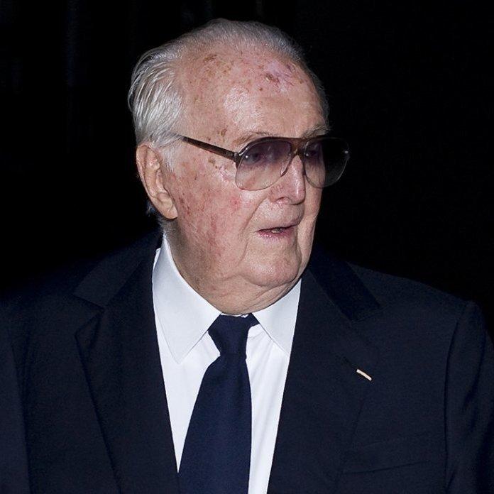 Помер французький модельєр Живанші