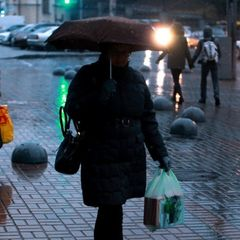 Синоптики обіцяють завтра у Києві дощ