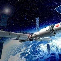 Китайська космічна станція падає на Землю: чи несе це людям загрозу