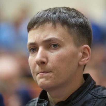 Савченко не змогла визначити, де знаходиться