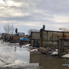 У Києві на сміттєпереробному заводі у контейнері знайшли мертве немовля (відео)