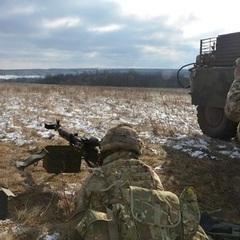 Бойовики стріляли з мінометів і кулеметів: 1 боєць травмований
