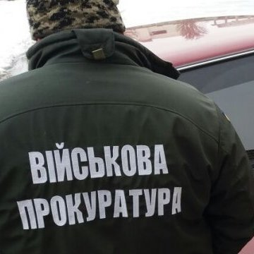 Військова прокуратура затримала чергових торговців зброєю із зони АТО