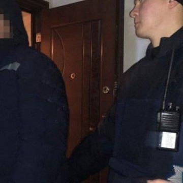 В Одесі затримали п'яного чоловіка, який стріляв з вікна квартири