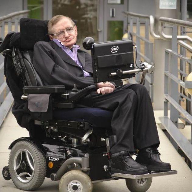 Помер всесвітньо відомий фізик Стівен Гокінг