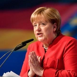 Меркель вчетверте обрали канцлером Німеччини