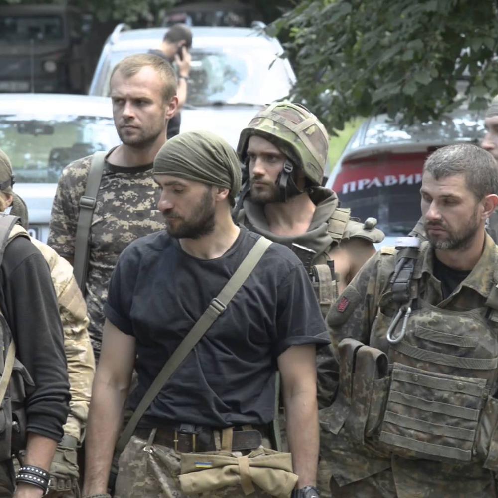 232 добровольці МВС загинули на Донбасі за час війни, - Аваков