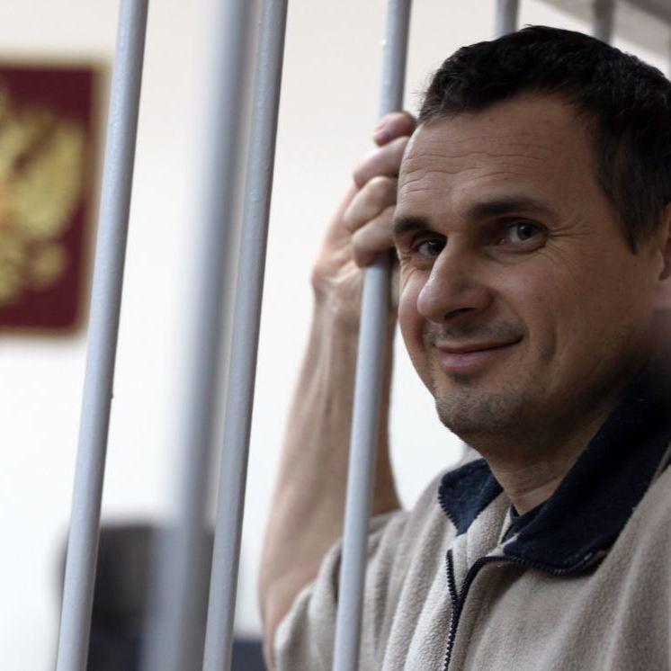 Російський політв'язень Олег Сенцов заочно отримав нагороду у Польщі