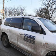 За добу місія ОБСЄ на Донбасі зафіксувала 95 вибухів