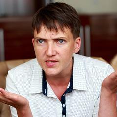 Я бачила, як Парубій заводив снайперів у готель Україна, - Савченко