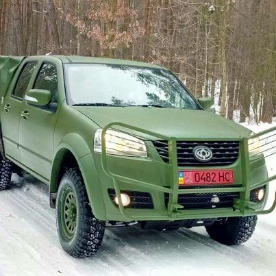 В Україні стартувало виробництво нового позашляховика