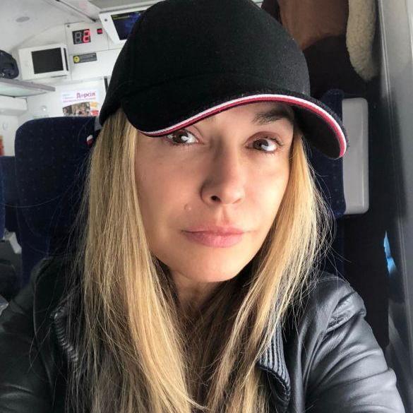 Ольга Сумська опублікувала своє фото без макіяжу