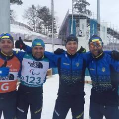 Біатлоніст Лук'яненко виграв для України шосте «золото» на Паралімпіаді