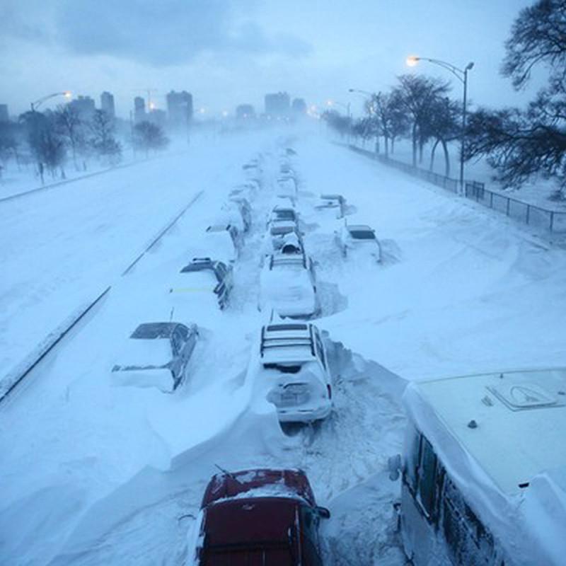Негода у Києві: до столиці з 19:00 буде обмежено в'їзд вантажівок