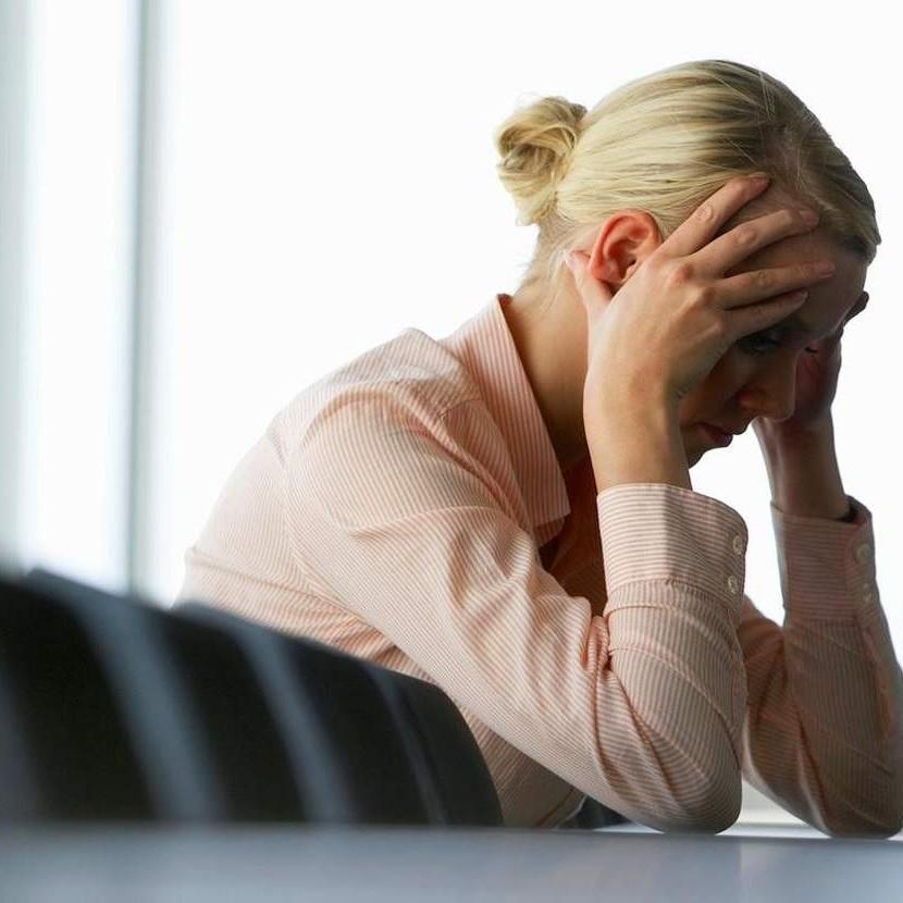 Багато поширених хвороб виникають через сильні переживання
