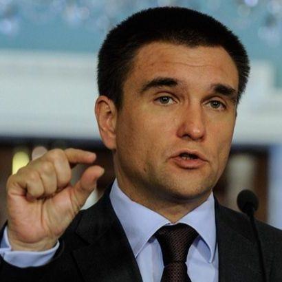 Клімкін виступив за мінімізацію економічних відносин з РФ