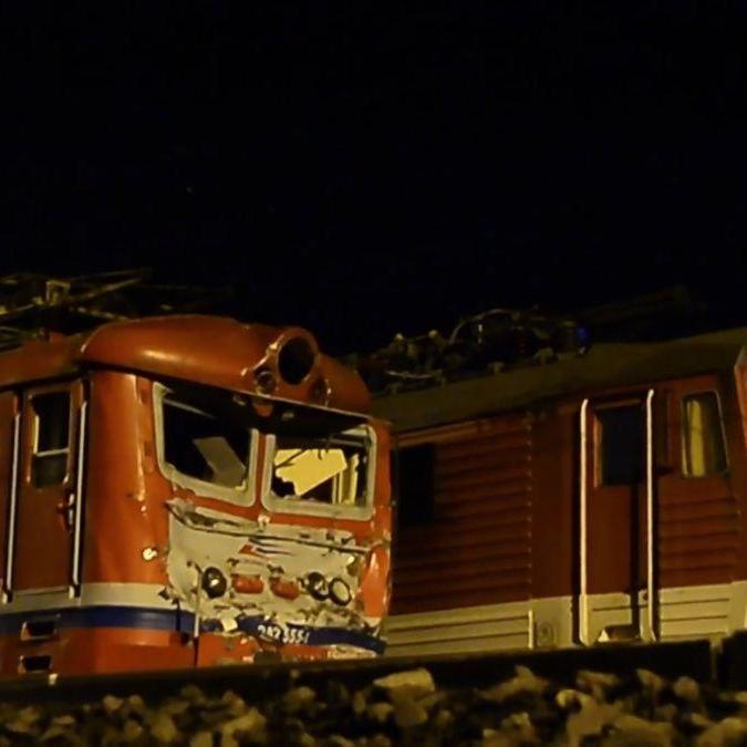 У Словачинні сталась аварія на залізниці: є постраждалі