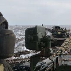 З початку доби бойовики один раз відкривали вогонь в бік українських військових - штаб