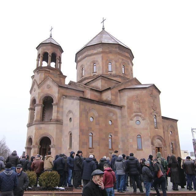 У Дніпрі відкрили новий вірменський храм – найбільший у Східній Європі (фото)
