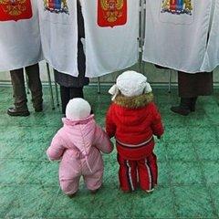 Вибори в Росії: з'явились перші офіційні результати