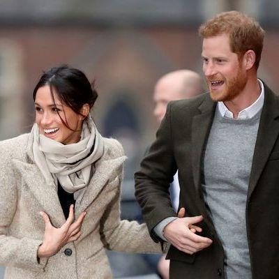 У Мережі з'явився трейлер фільму про стосунки принца Гаррі та Меган Маркл