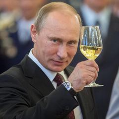У Росії офіційно оголосили про тріумф Путіна на виборах: результати голосування