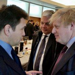 Джонсон не проти, щоб вислані з РФ дипломати працювали в Україні - Клімкін